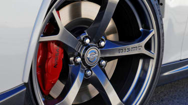 2013 Nissan 370Z Nismo Rays alloy wheel