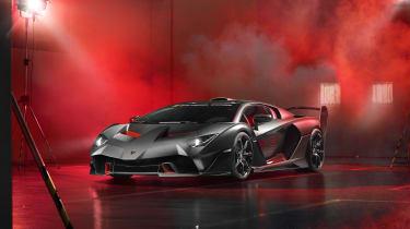 Lamborghini SC18 Alston - front quarter