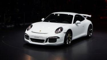 2013 Porsche 911 GT3 video released Field