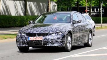 BMW 3-series G20 - front
