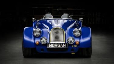 Morgan Plus 8 50th Anniversary Edition –  front