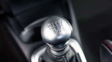 Toyota Yaris GRMN - gearstick