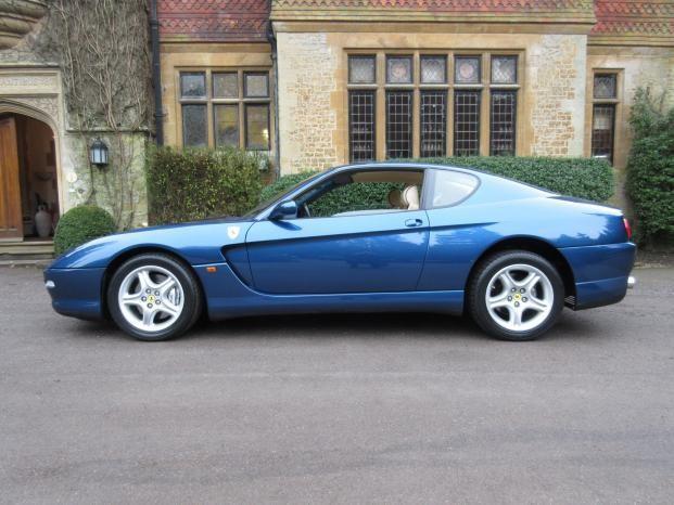 Just Looking Ferrari 456m Gta Evo