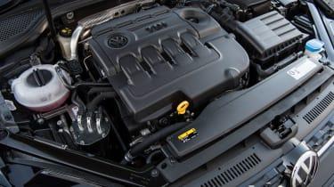 2017 Volkswagen Golf GTD - Engine