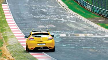Renault Megane 265 Trophy Ring record