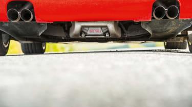 Ferrari F355 – rear valance