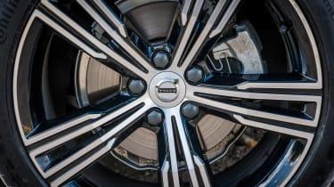 Volvo V60 wheel