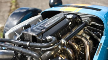 Caterham 620R supercharged engine