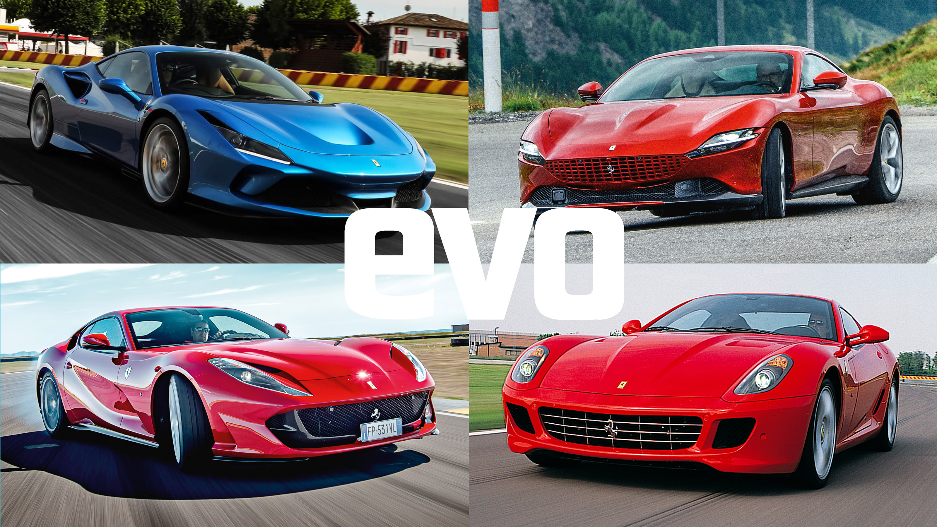 Best Ferraris The Greatest Models From Maranello S Present And Recent Past Evo
