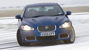 Jaguar XFR long term