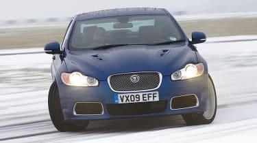 Jaguar XFR long term