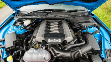 Ford Mustang GT - Engine