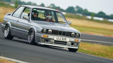 evo Trackday Bedford 27AUG - BMW 325i