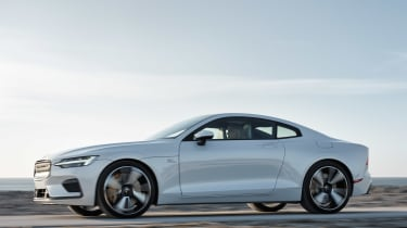 Polestar 1 prototype side