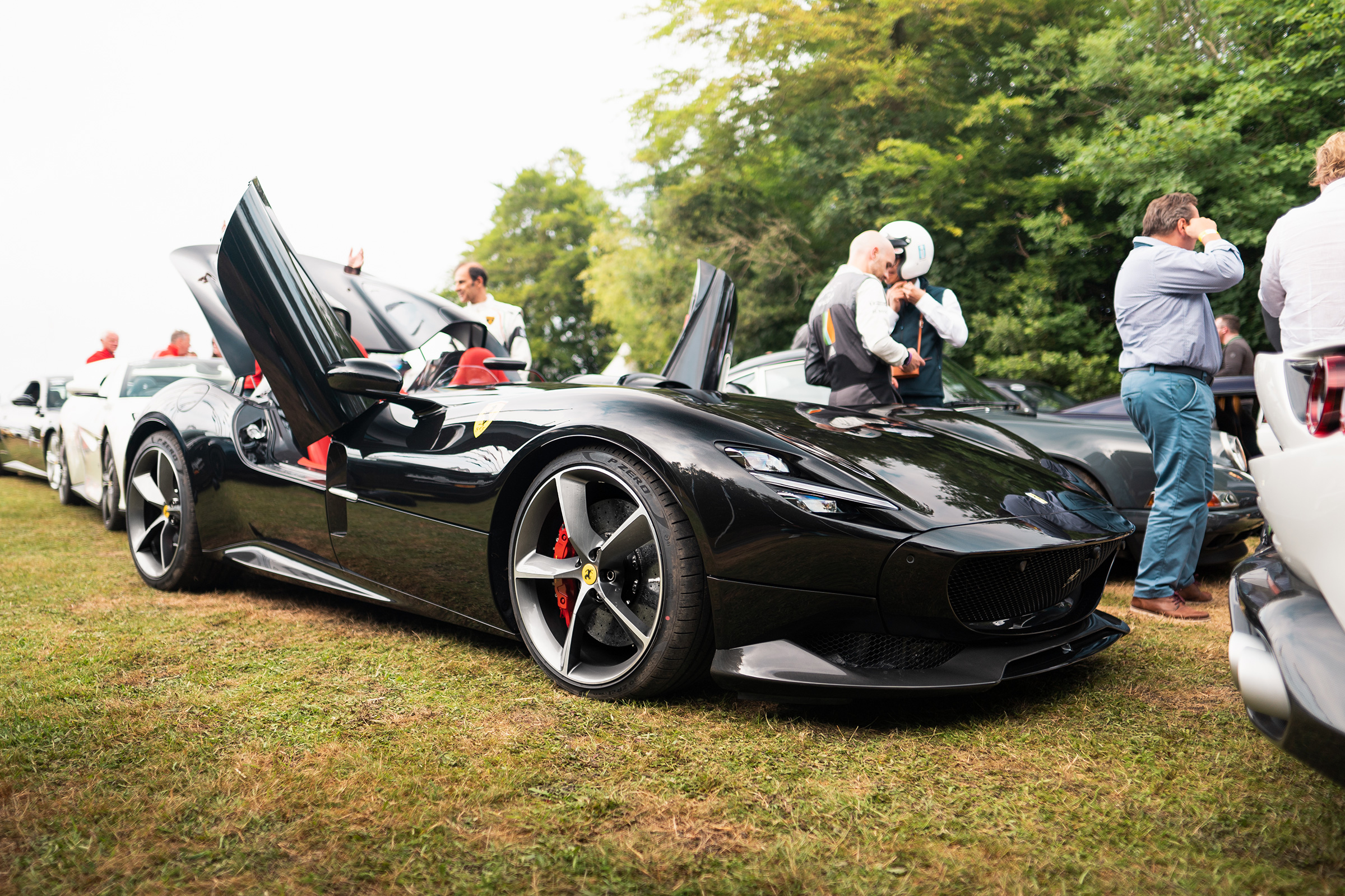 Ferrari Monza Sp2 And Sp1 Full Details And Ride Review On The Ultra Exclusive V12s Evo