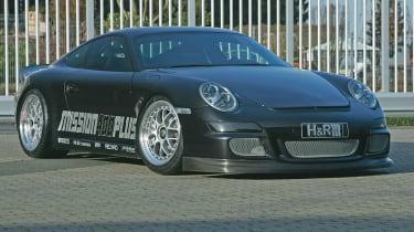 Porsche 911 Mission 400 Plus