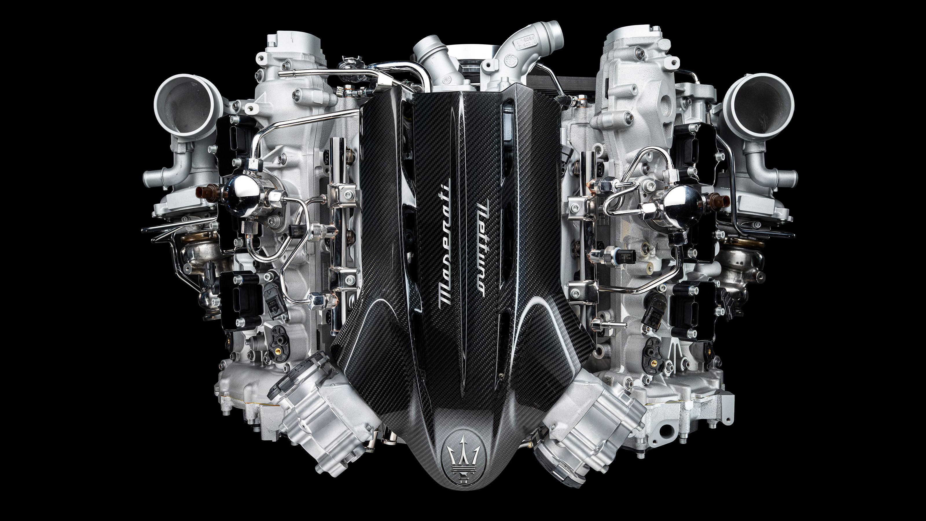 2020 Maserati MC20 to receive 613bhp twin-turbo V6