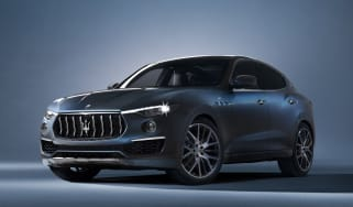 Maserati Levante hybrid – front quarter