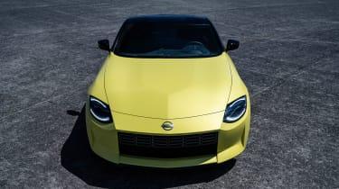 Nissan Z Proto front