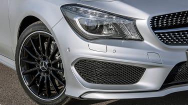 2013 Mercedes-Benz CLA250 alloy wheel
