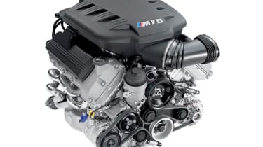 BMW M3: V8 engine technology | Evo
