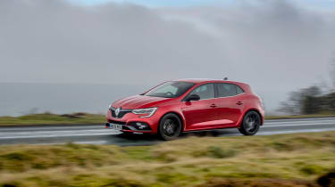 2021 Renault Megane RS300 DCT - side