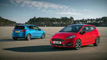 2018 Ford Fiesta STs