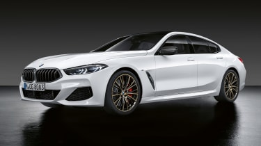 BMW 8-series Gran Coupe M Performance parts front