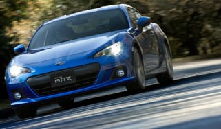 Subaru BRZ UK specification revealed