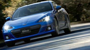 Subaru BRZ UK specification revealed