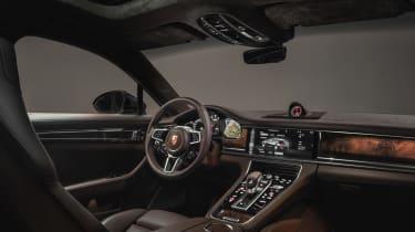 Porsche Panamera Sport Turismo - cabin