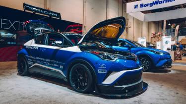 SEMA 2017 - Toyota C-HR