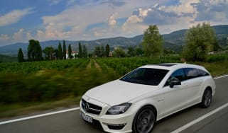 Mercedes CL 63 AMG Shooting Brake