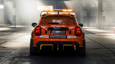 Mini Electric Pacesetter - rear