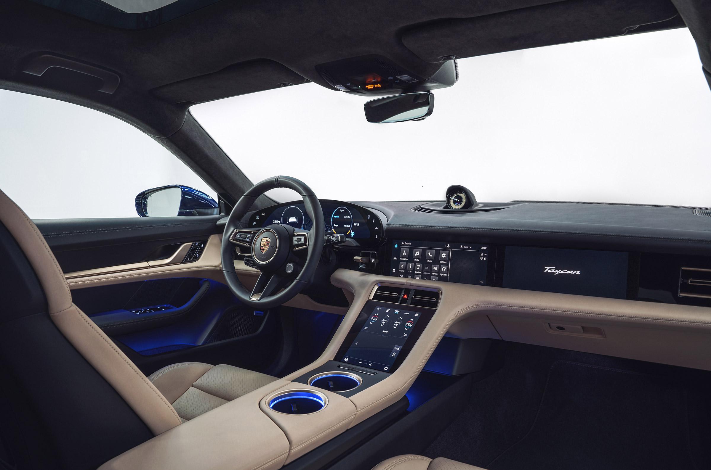 2020 Porsche Taycan Revealed 750bhp Ev Ready To Go Evo