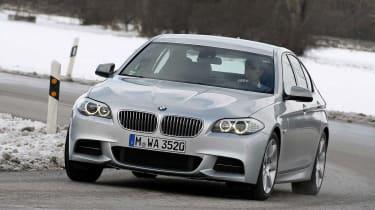 BMW 550xD