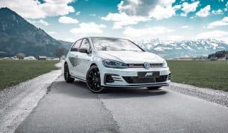 Volkswagen Golf GTI TCR Abt - front quarter