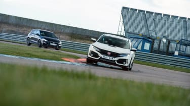 Tcoty car pics of the week - Civic and i30N