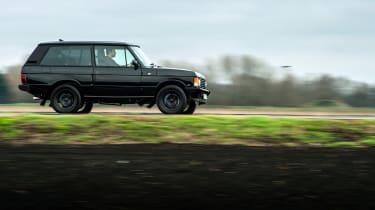 Bishops Heritage Range Rover – side
