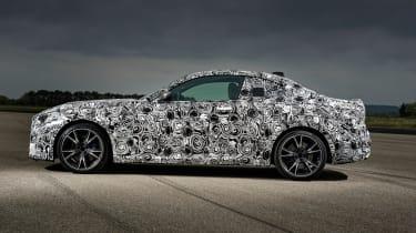 BMW M240i prototype – side