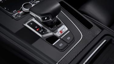 Audi SQ5 TDI 2019 - console