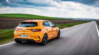 New Renault Megane RS review – 2018 hot hatch lives up to