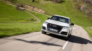 2018 Audi SQ7 TDI: Specs, Design, Price >> Audi Sq7 Tdi Review Prices Specs And 0 60 Time Evo