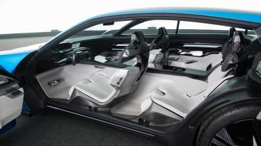 Peugeot Instinct Concept - interior