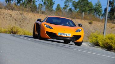 McLaren MP4-12C | evo