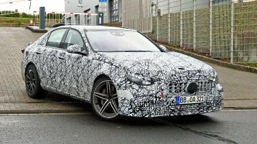 Mercedes-AMG C63 2021 spy -