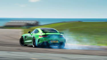 Road-legal supercars – Mercedes-AMG GT R rear