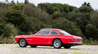 Ferrari 330 GT Bonhams rear