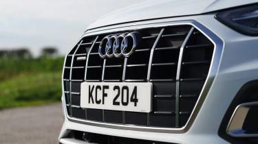 Audi Q5 2021 – grille
