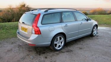 Volvo V50 DrivE review